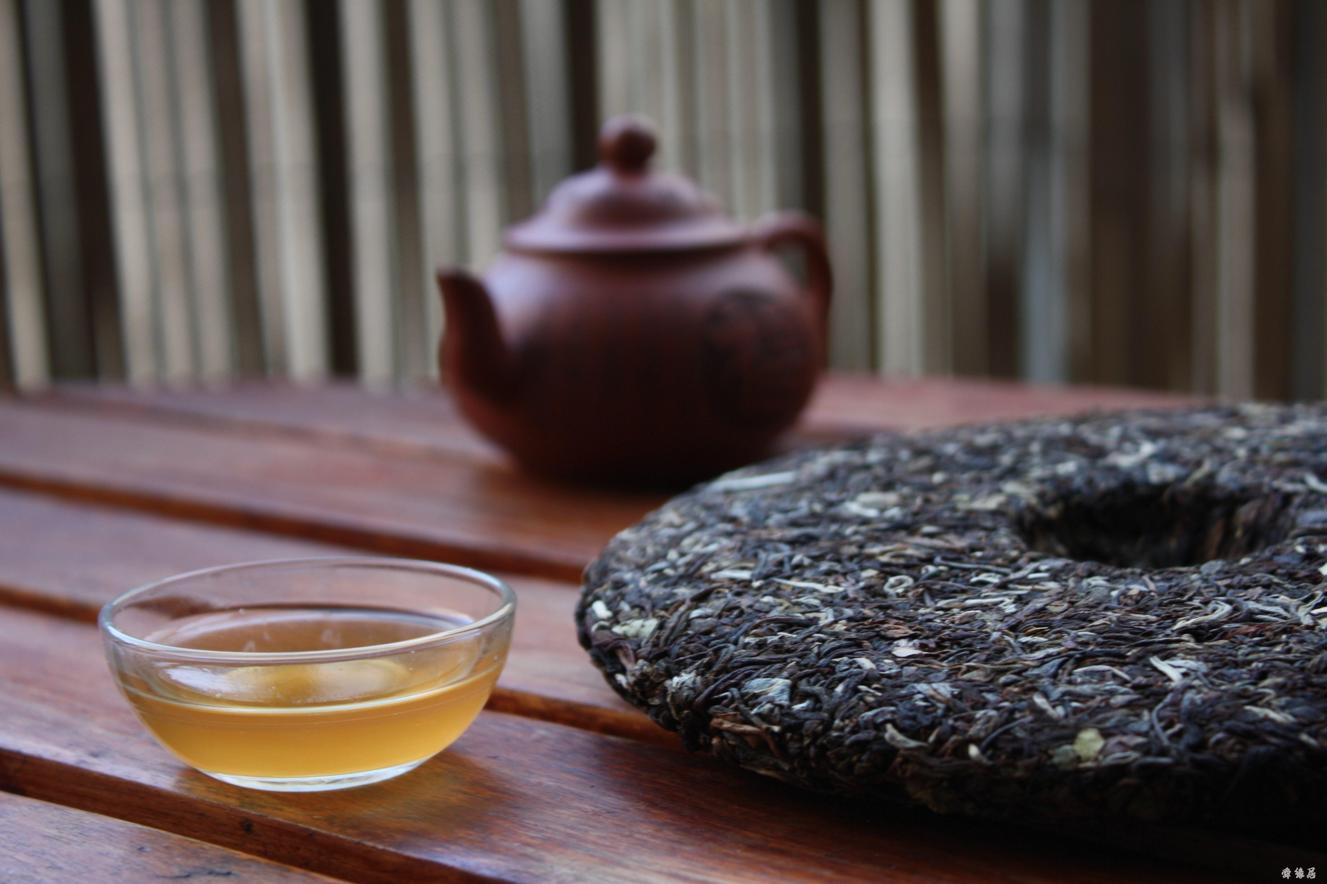 清雅淡香的茶店名字