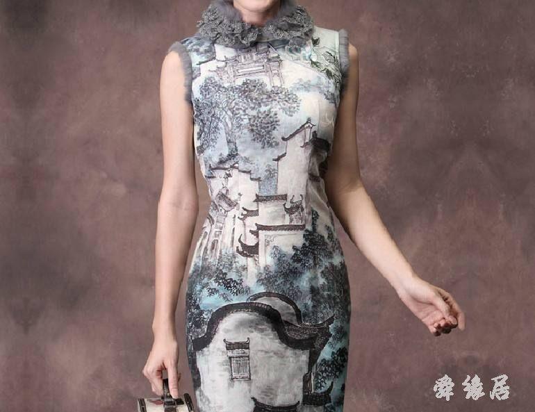 2019年旗袍品牌起名-好听大气的旗袍