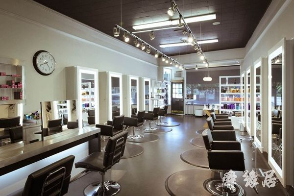 潮流前线的美发店起名